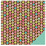 KI Memories - Sweet Life Collection - 12 x 12 Double Sided Paper - Gumdrops