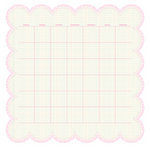 KI Memories - Sew Cute Calendars Collection - 12 x 12 Double Sided Die Cut Paper - Candy