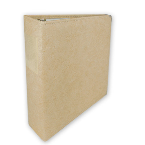 Keeping Memories Alive 3 Ring Memory Albums - 8.5 x 11 - Antique Ivory