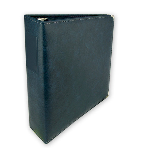 Keeping Memories Alive - 3 Ring Memory Albums - 8.5 x 11 - Blue