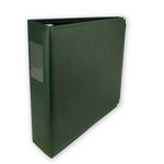 Keeping Memories Alive 3 Ring Memory Albums - 8.5 x 11 - Forest Green