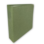 Keeping Memories Alive 3 Ring Memory Albums - 8.5 x 11 - Sage Green