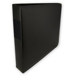 Umbrella Crafts - 3 Ring Memory Albums - 12 x 12 - Black