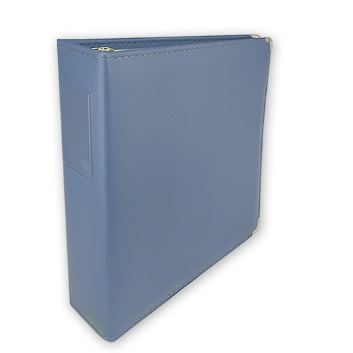 Keeping Memories Alive - 3 Ring Memory Albums - 8.5x11 - Baby Blue