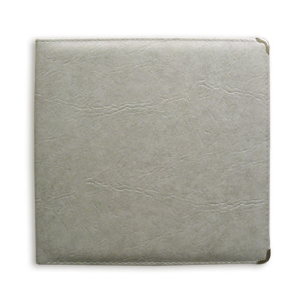 Keeping Memories Alive - 3 Ring Memory Albums - 8.5x11 - Grey Flint, CLEARANCE