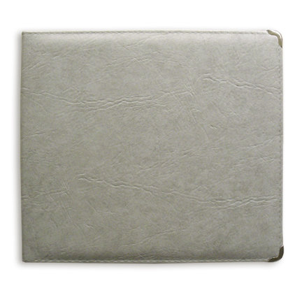 Keeping Memories Alive - 3 Ring Memory Albums - 12x12 - Grey Flint, CLEARANCE