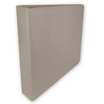 Keeping Memories Alive - 3 Ring Memory Albums - 12x12 - Taupe