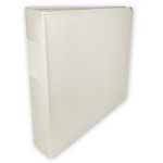 Keeping Memories Alive - 3 Ring Memory Albums - 12x12 - Pearl White