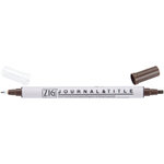 Kuretake - ZIG - Memory System - Dual Tip Journal and Title Marker - Chocolate