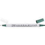 Kuretake - ZIG - Memory System - Dual Tip Journal and Title Marker - Hunter Green