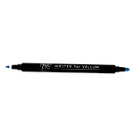 Kuretake - ZIG - Memory System - Dual Tip Writer for Vellum Pen - Pure Blue
