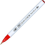 Kuretake - ZIG - Clean Color - Real Brush Marker - Carmine Red