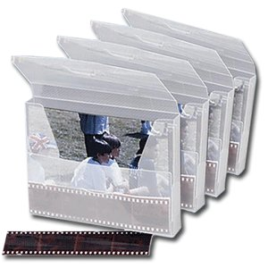 Cropper Hopper Photo/Negative 4 x 6 Protector 4-Pack