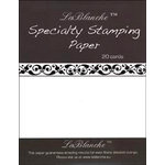 LaBlanche - Specialty Collection - Stamping Paper Pack - A6
