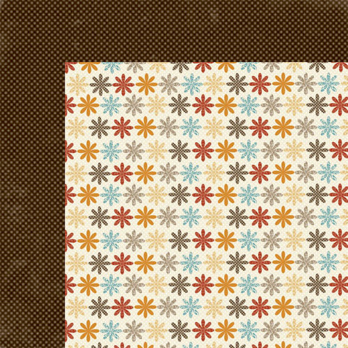 Lily Bee Design - Autumn Spice Collection - 12 x 12 Double Sided Paper - All Spice