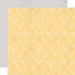 Lily Bee Design - Buttercup Collection - 12 x 12 Double Sided Paper - Queen Bee