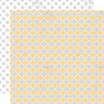 Lily Bee Design - Buttercup Collection - 12 x 12 Double Sided Paper - Flower Pot