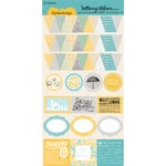 Lily Bee Design - Buttercup Collection - Cardstock Stickers
