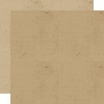Lily Bee Design - Double Dutch Collection - 12 x 12 Double Sided Paper - Sand
