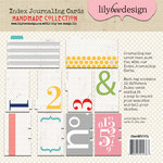 Lily Bee Design - Handmade Collection - Journal Cards