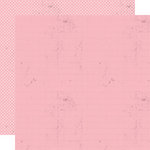 Lily Bee Design - Handmade Collection - 12 x 12 Double Sided Paper - Pink Lemonade