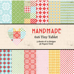 Lily Bee Design - Handmade Collection - Tiny Tablet - 6 x 6 Paper Pad