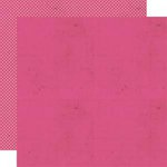 Lily Bee Design - Head Over Heels Collection - 12 x 12 Double Sided Paper - Bubblegum