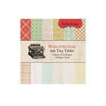 Lily Bee Design - Memorandum Collection - Tiny Tablet - 6 x 6 Paper Pad
