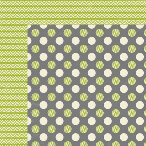Lily Bee Design - Persnickety Collection - 12 x 12 Double Sided Paper - Ritzy