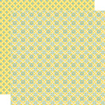 Lily Bee Design - Sweet Shoppe Collection - 12 x 12 Double Sided Paper - JuJuBe
