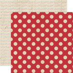 Lily Bee Design - This and That Collection - 12 x 12 Double Sided Paper - Linens