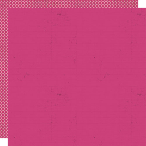 Lily Bee Design - Victoria Park Collection - 12 x 12 Double Sided Paper - Raspberry