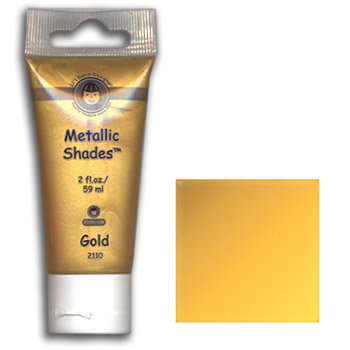 Lil Davis Designs - Paint - Metallic Shades - Gold Nugget