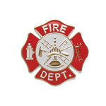 Li'l Davis Designs Honor Badges - Fire Department
