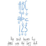 Fonts - Lettering Delights - Doodaddles (Windows)