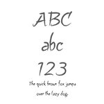 Fonts - Lettering Delights - Graphite (Windows)