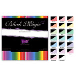 Core'dinations - Black Magic - Color Core Cardstock - Potion No. 9