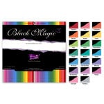 Core'dinations - Black Magic - Color Core Cardstock - Hocus Pocus