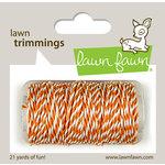Lawn Fawn - Lawn Trimmings - Cord - Tangerine