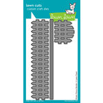 Lawn Fawn - Lawn Cuts - Dies - Picket Fence Border