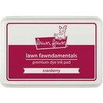Lawn Fawn - Premium Dye Ink Pad - Cranberry