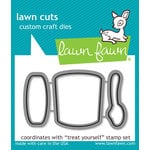 Lawn Fawn - Lawn Cuts - Dies - Treat Yourself
