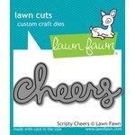 Lawn Fawn - Lawn Cuts - Dies - Scripty Cheers