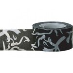 Little B - Decorative Paper Tape - Halloween - Smoke Streams - 25mm