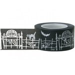 Little B - Decorative Paper Tape - Halloween - Halloween Fence - 25mm