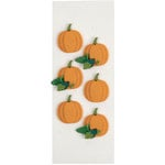 Little B - 3 Dimensional Stickers - Halloween - Pumpkins - Mini