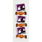 Little B - 3 Dimensional Stickers - Halloween Candies - Mini