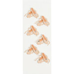 Little B - 3 Dimensional Stickers - Ballerina - Mini