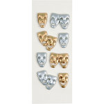 Little B - 3 Dimensional Stickers - Drama - Mini