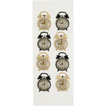 Little B - 3 Dimensional Stickers - Clocks - Mini